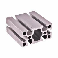 China Factory manufacturer Industrial T and V Slot Aluminum extrusion Profile Materials And t-slot aluminum factory