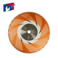 "Buy cheap Rim Rescue Diamond Blade 14"" Metal Cutting Segmented With Side Coating from Wholesalers"