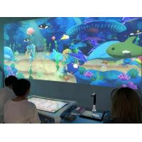 China Modern High Technology Interactive Projector Games For Indoor Playground factory