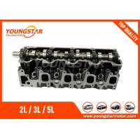 Buy cheap Toyota Dyna Engine PartComplete Cylinder Head For Hilux Hiace 5L  3.0D 8V, 1998-  11101-54150 11101-54151 from Wholesalers