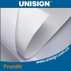 China 13oz Hot Laminated PVC Flex Banner for large format digital printing on sale