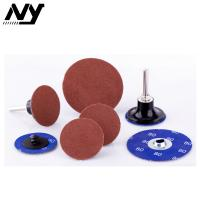 China Glass Ceramic Right Angle Grinder Sanding Discs Quick Change Exceptional Durability on sale