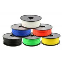 China High Strength 3D Printer ABS Filament, 3D Printing Material ROHS Approval factory