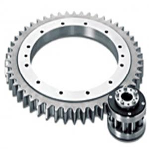 China Cement Mill Girth Gear and ball mill girth gear with materials 42crmo steel for cement plant factory
