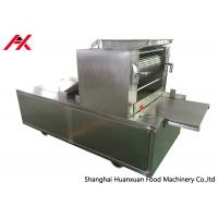 China Different Type Soft Biscuit Cookie Forming Machine 2000*800*1300mm Dimension on sale