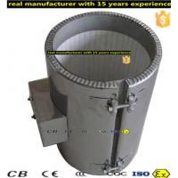 Cast Aluminum Heater With Temperature Sensor And Overheating Protector
