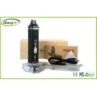 China Dry Herb E Cigs ,Hebe Portable Titan 2 Vaporizer Pen With Lcd Display Temperatures And 2200mah factory