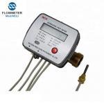Buy cheap Liquid Flow Measure Device Ultrasonic Heat Meter,International Model Ultrasonic Heat Meter, International Standard Flowm from Wholesalers