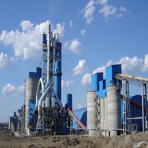 China Rotary Kiln Cement Plant Equipments factory