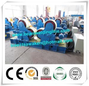 China 30T Pipe Welding Rotator / Manipulator , Pipe Engineering Welding Turning Roller factory