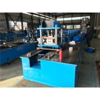 China High Speed Sigma Purlin Roll Forming Machine 4.0mm By Gear Box on sale