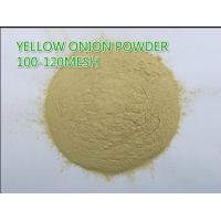 Buy cheap Dehydrated yellow onion powder 100-120mesh ,natural pure orgnic onion products from wholesalers