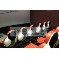 China Realistic 6D Cinema System With Seperate Platform And Cinema Special Effects factory