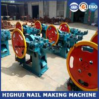 China China High speed Low noise z94-4c Automatic nails making machine factory