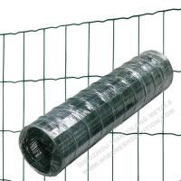 Quality 100 X 50mm Holland Welded Wire Fence Panels With Stainless Steel Wire Clamp for sale