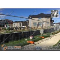 Buy cheap 2m high X 2.5m Width Temporary Event Fence Panel Sales AS4687-2007  Standard (China Supplier) from Wholesalers