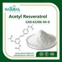 Buy cheap low price acetyl resveratrol made in China from wholesalers