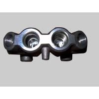 China Automotive Investment Castings , Machineed CNC Milling Parts With Bending / Punching factory