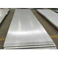 Buy cheap 304 304L Stainless Steel Plate 0.3-6mm Thickness Excellent Corrosion Resistance from Wholesalers