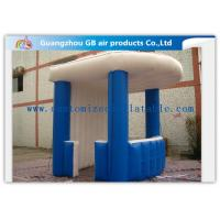 China Portable Inflatable Mini Kiosk  Inflatable Trade Show Booth  PVC Coated Tarpaulin factory