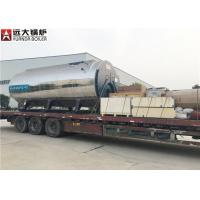 High Efficiency Fire Tube Steam Boiler Generating For Food Making