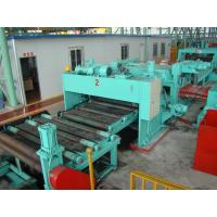 China CTL  Multi Blanking Line , Hydraulic Sheet Cutting Machine Coil O.D Max 1800 Mm factory