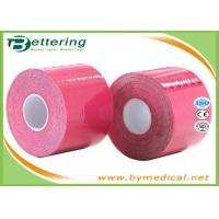 Buy cheap Sports Safety Kinesiology Physiotherapy Tape Health Care Waterproof Pure Cotton Material from Wholesalers