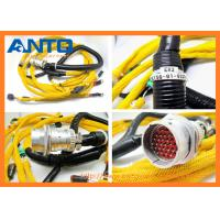 Buy cheap 6156-81-9320 6D125 Engine Wiring Harness For PC400-7 Komatsu Excavator Parts from Wholesalers
