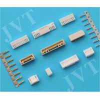 Buy cheap AWG# 26-30 Circuit Board Pin Connectors 1.25mm Pitch with 10MΩ Max Contact Resistance from Wholesalers