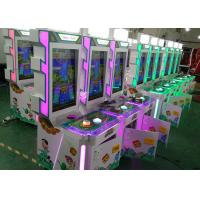 Buy cheap Entertainment Center 3 Players Coin Operated Game Machines High Return from Wholesalers