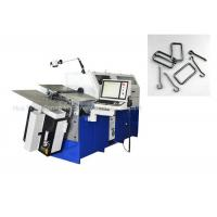 Computerized Forming Wire Bending Machine 10 Axes Low Carbon Wire 3.0 - 8.0mm for sale