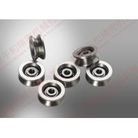 Buy cheap High Precision Stainless Steel Ф10mm Ceramic Wire Guide Pulley With Mirror Polishing from Wholesalers