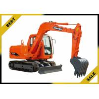 Buy cheap 47.5kw Hydraulic Construction Equipment Excavator Caterpillar 4TNV98L Engine from Wholesalers