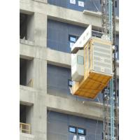Buy cheap Rack And Pinion Construction Hoist Elevator Heavy Payload SC250BG KP-B19 from wholesalers