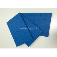Buy cheap Green Playground Underlayment For Artificial Turf Flameproof SGS Certificate from Wholesalers