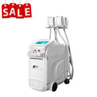 Buy cheap 1400W Fat Freeze Cryolipolysis Machine Slimming Beauty Salon Equipment 4 Handles from Wholesalers