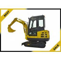 Buy cheap 2.2ton 2200kg Operating Construction Equipment Excavator Flexible And Convenient Manipulation from Wholesalers