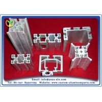 Buy cheap OEM Aluminum Parts Manufacturing 6000 Series Industrial Aluminum Extrusion Profiles from Wholesalers