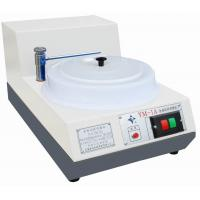 Buy cheap Single Disc Abrasive Grinding Machine Metallographic Sample Pre-grinder from Wholesalers