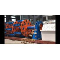 China 400~630mm Bobbin Size Cable Stranding Machine Planetary Steel Wire Armouring Machine on sale