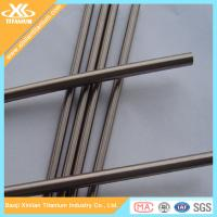 Buy cheap Astm B348 Gr2 Titanium Rods Dia 6.0mm-120.0mm from Wholesalers