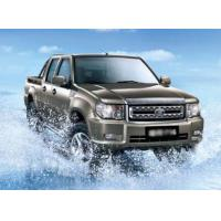 Buy cheap Gasoline Engine Double Cabin 4x4 Pickup Truck Left Hand Driving Euro IV Standard from Wholesalers
