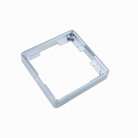 China Custom Aluminum Cnc Machining Metal Parts Extruded Anodizing Enclosure factory