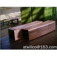 Quality Copper tube 150*150,made in china,Tp2,material with Cr coating for sale