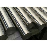 Buy cheap Round 316 Stainless Steel Bar / AISI Iron Polished Stainless Steel Rod from Wholesalers