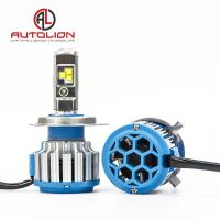 China Auto part T1 Cree chip 40w 4000 lm universal bright 880 led headlight factory