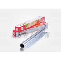 China Barbecue Aluminium Foil For Food Packaging factory