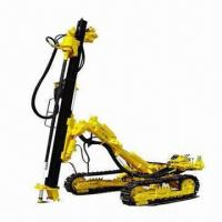 Buy cheap Crawler Down Hole Drill with Up to 140/min Hole Diameter and 25mts Minimum Hole from wholesalers
