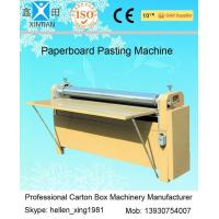 China BJ Series Of Gum Mounting Machine Automatic Carton Stapler For Corrugated Paperboad factory