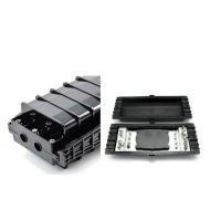 China 16 Single Fusion Splices Fiber Optic Closure 2 In - 2 Out HT-F015 High Reliable on sale